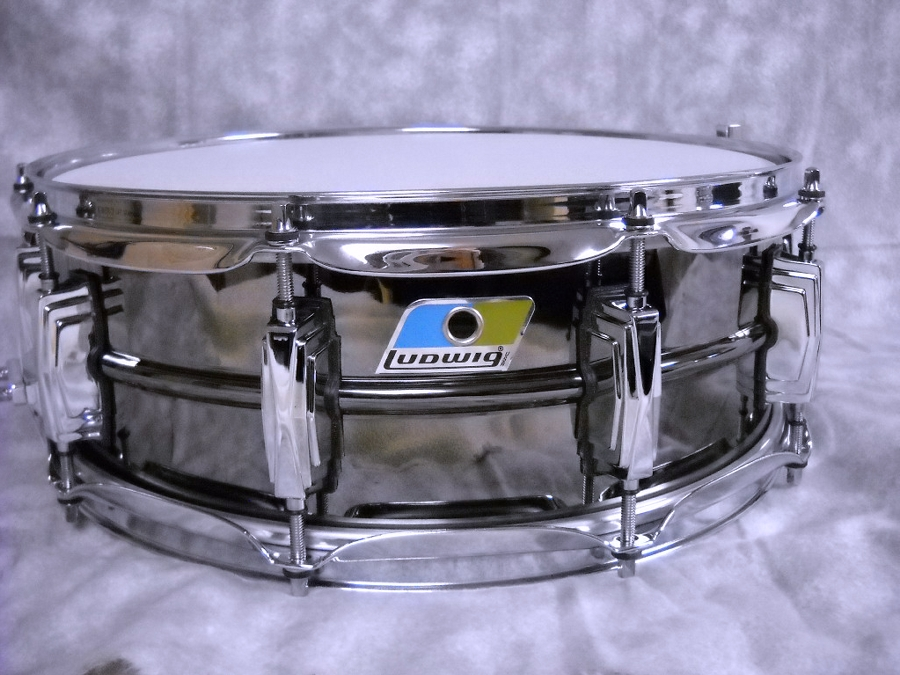 Ludwig Black Beauty Snare eBay
