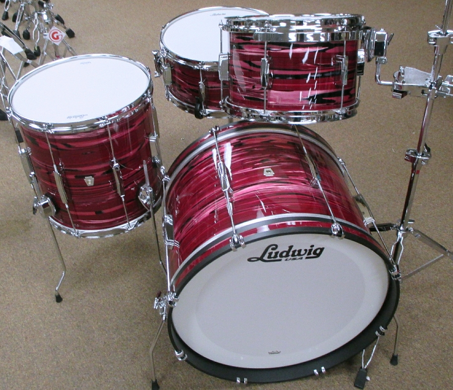 slingerland drums dating Slingerland's new 1956 leedy drums were basically slingerland drums fitted with leedy lugs, strainers, and badges this leedy drum line was discontinued around 1966.